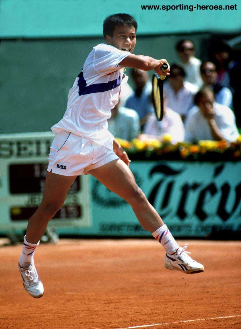 Michael Chang et le tennis
